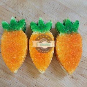 Carrot Sugar, Food, Easter, Bunny, Christmas, Cinotti's Bakery, Jacksonville Beach