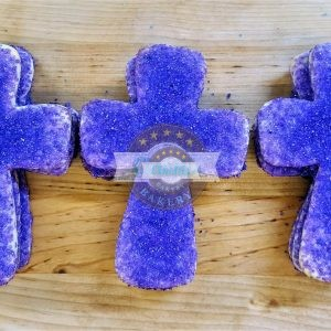 Cross, Cookie, Easter, Cinotti's Bakery, Jacksonville Beach