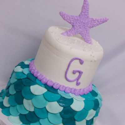 mermaid tail cake ariel the little mermaid pirate birthday baby cake