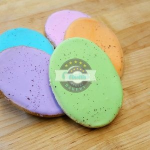Speckled Egg, Easter Cookie, Cinotti's Bakery, Jacksonville Beach