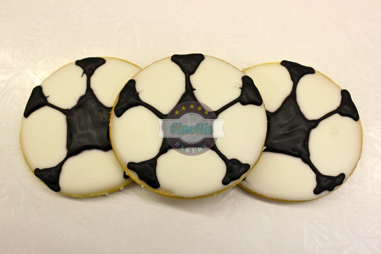 Soccer Ball, Cookies, Basketball, Soccerball, Football, Baseball, Golf Ball, Volleyball, MLB, NFL, MLS, NBA, PGA Tour, TPC, Kids, Birthday, Team Party2