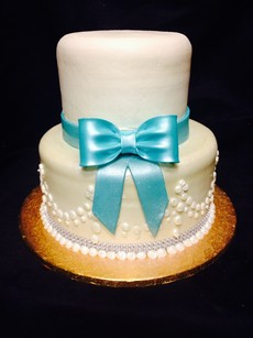 Simplistic Sophistication, Baby Shower, birthday cake, Cinotti's Bakery
