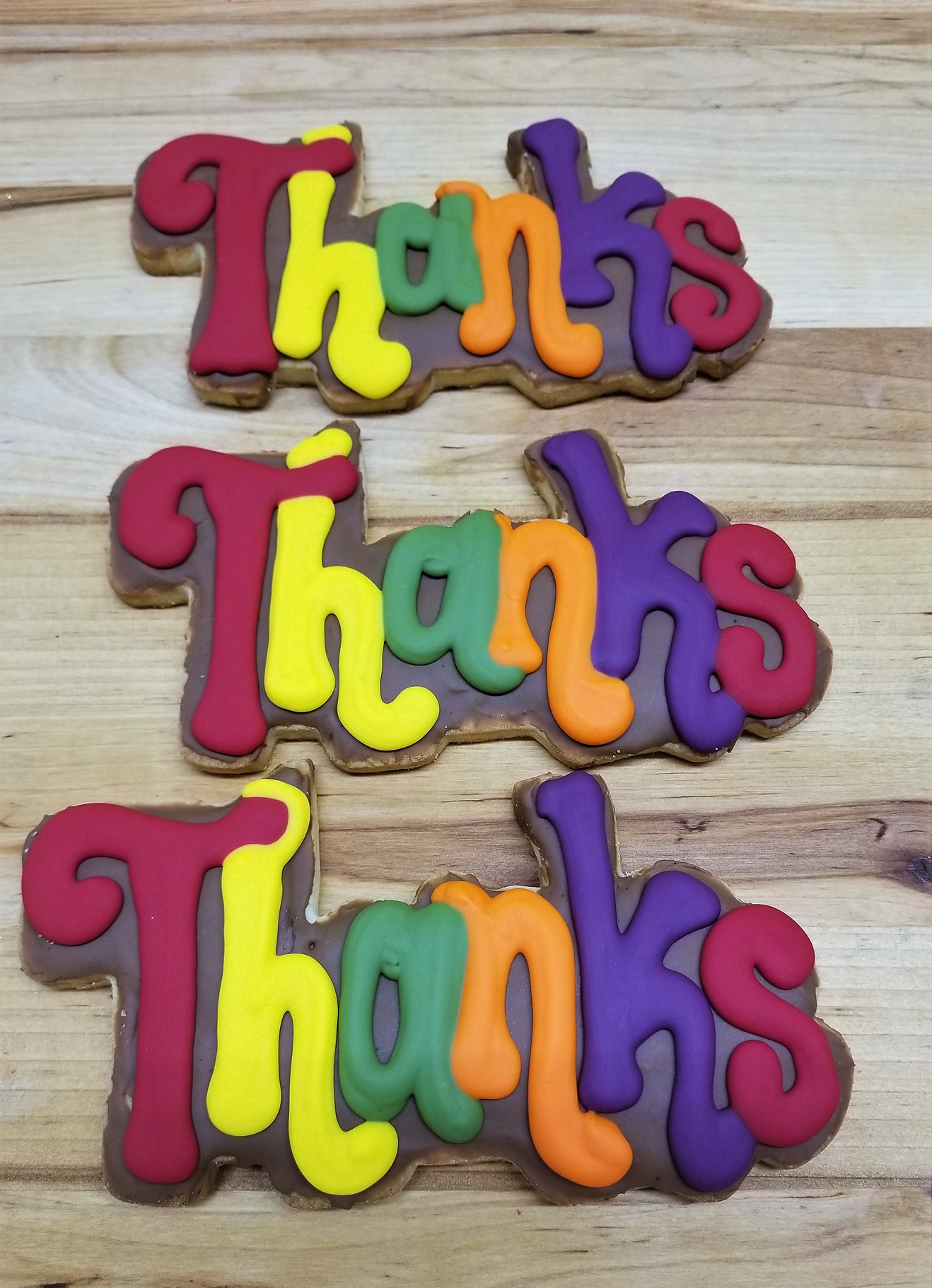Thanks, cookies, fall, rustic, party, favor, place, setting, patch, cinottis, bakery, jacksonville, beach