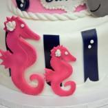 nautical-birthday-cake-baby-shower-pink-navy-blue-anchor-whale-seahorse-fondant-buttercream-rope-cinottis-bakery-jacksonville-beach2