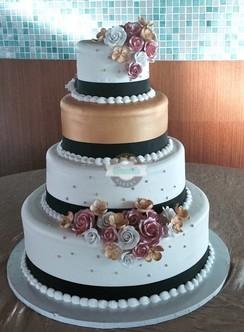 Wedding Cakes Archives - Cinotti\'s Bakery