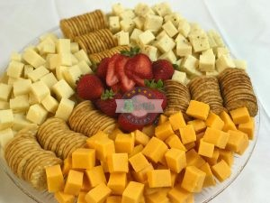 Cheese, crackers, catering, tray, tailgate, birthday, party, food, pick, up, easy, jacksonville