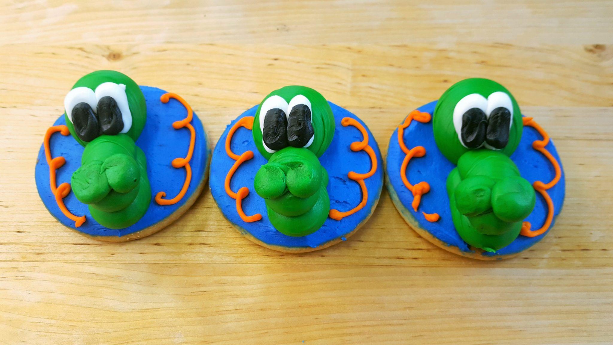 Florida Gators, University, Albert, Football, tailgate, cookies, party, favors, cinottis, bakery, jacksonville, beach