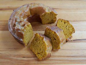 Pumpkin, cake, Muffin, loaf, Breakfast, Bakery, Jacksonville, Beach, cinnamon, spice, homemade