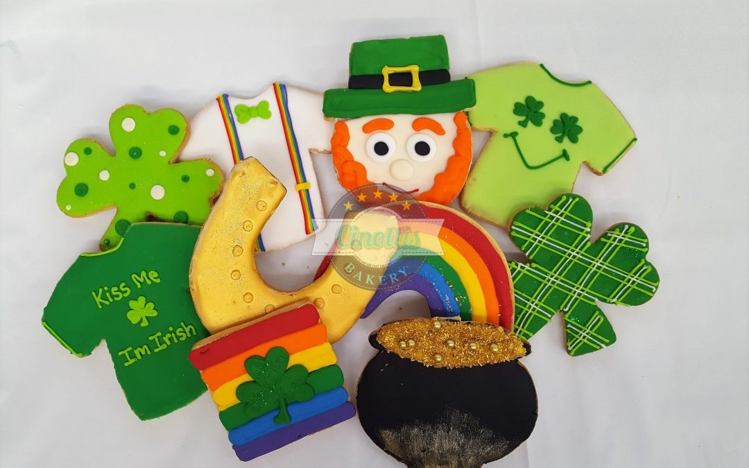 5 of the BEST St. Patrick's Day Treats!