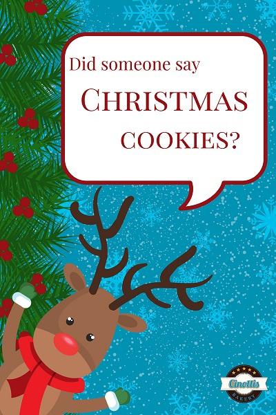Christmas in July, Cookies, Cinottis Bakery, Jacksonville Beach, Blog