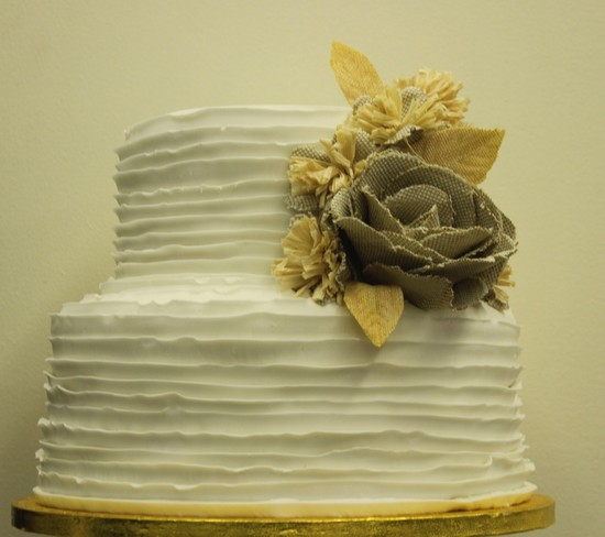 Textured Buttercream
