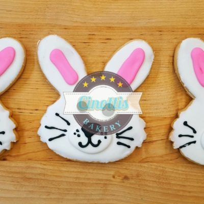 Bunny Head, Easter Cookies, Cinotti's Bakery, Animals, Jacksonville Beach