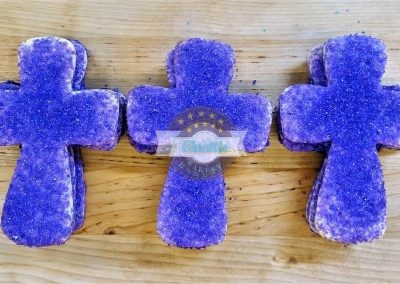 Cross Sugar Cookie