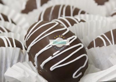 Chocolate Filled Mini Egg