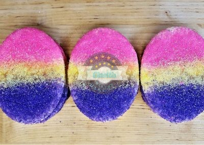 Easter Egg Sugar Cookie