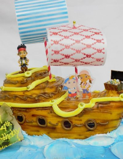 Pirate Ship, Sails, carribean, Jake, Neverland, black pearl, Jack Sparrow, Beach, Cannons, Birthday Party