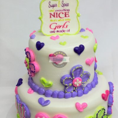 Sugar and Spice, birthday-girl-butterflies-flowers-sugar-and-spice-quilt-pattern-cinottis-bakery-jacksonville