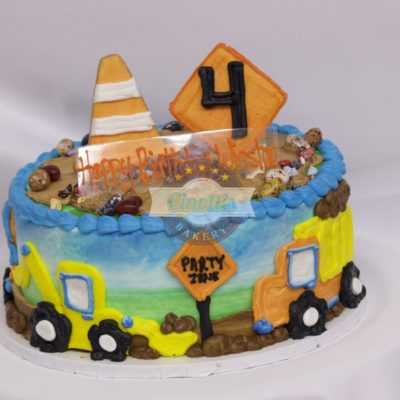 construction birthday, cake-tractors-dump-truck-caution-beep-birthday-cake-boys-girls-cinottis-bakery-buttercream