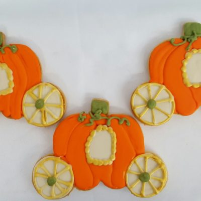 Pumpkin Carriage, cookies, Cinderella, Cinotti's Bakery, Jacksonville Beach