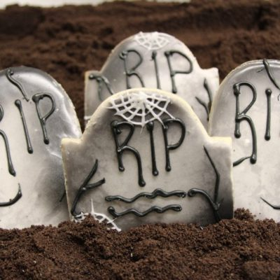 Tombstone, halloween-cookies-spooky-ghosts-skeletons-zombie-frankenstien-boo-pumpkin-jack-o-lanterns-haunted-house-witches-brew-couldren-candy-corn-spiders-tombstones-mummy-witch-eyes-hats-par