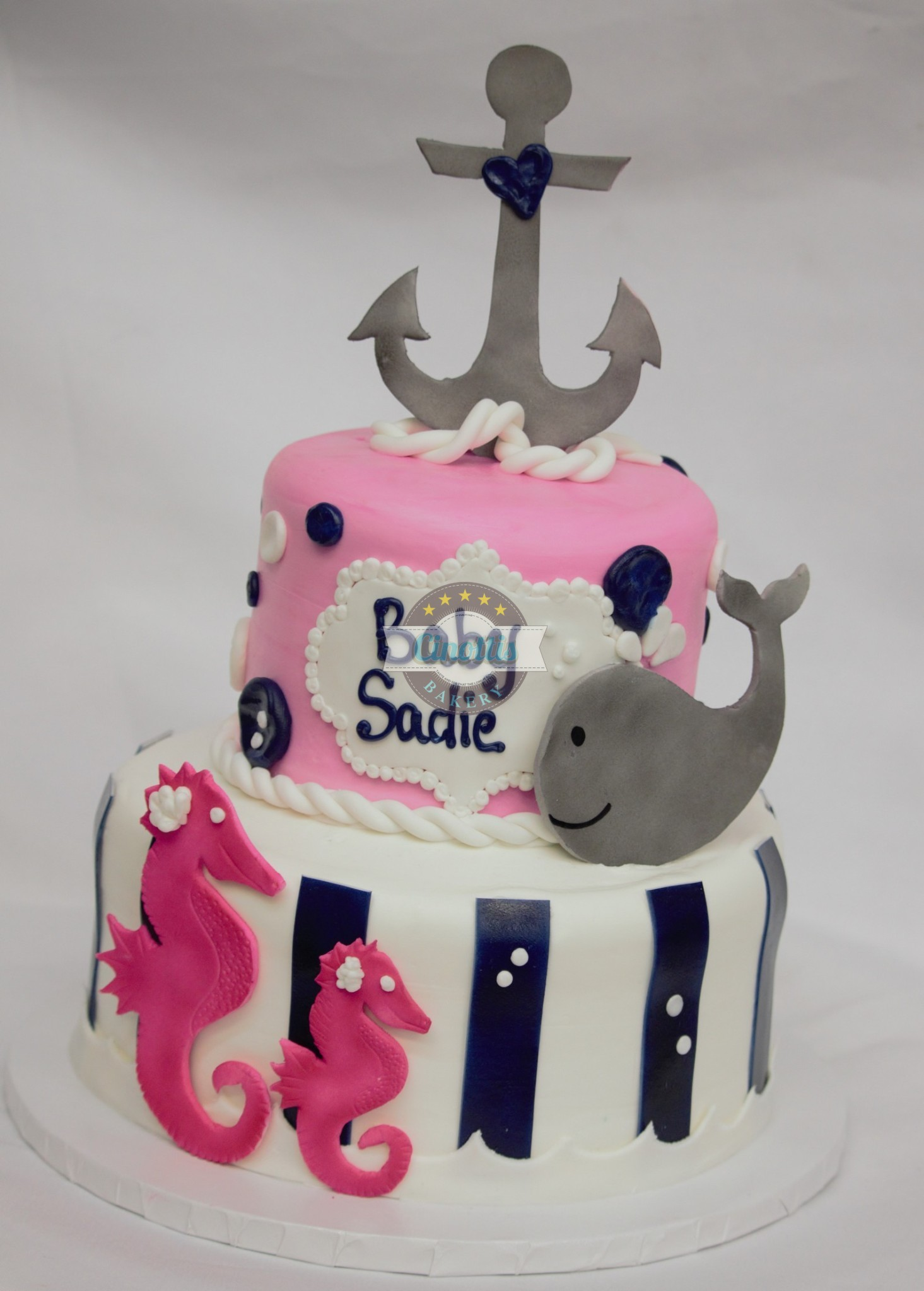 Baby Shower Cakes Cinotti S Bakery