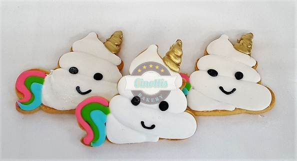 New Unicorn Cookies!!
