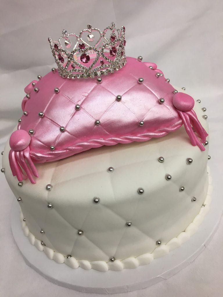 Pillow Princess Celebration Cake From Cinotti S Bakery