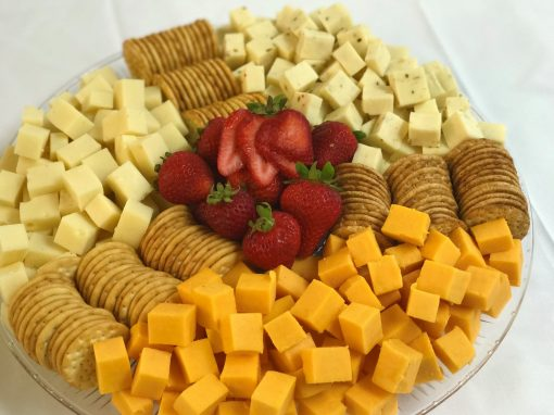Cheese and crackers, catering, tray, tailgate, birthday, party, food, pick, up, easy, jacksonville