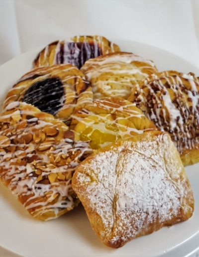 Assorted Danish
