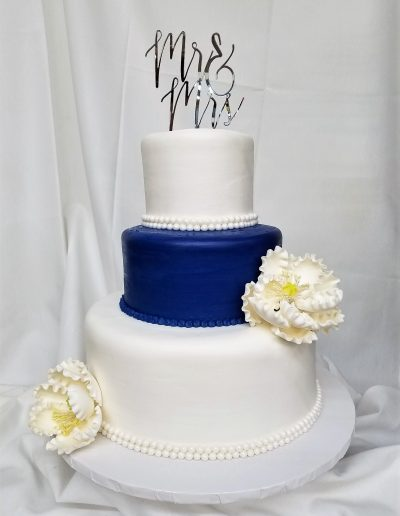 Beads & Blue
