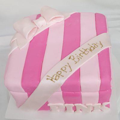 Pink, cinottis bakery, cake, victoria's secret, birthday