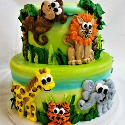 safari animals, zoo, jungle, birthday, fun, kids, party, boys, girls, jacksonville, beach, bakery