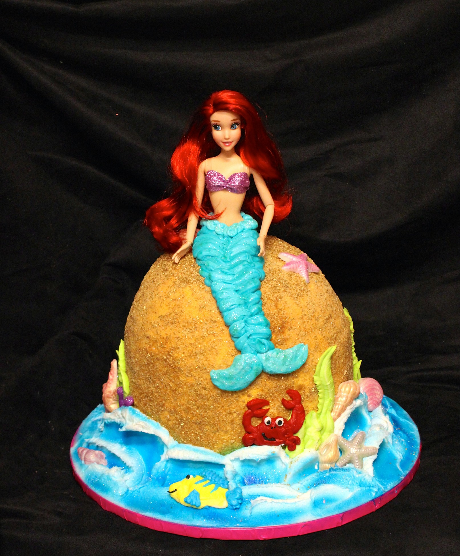 Doll Cake Make Your Princess Come Alive In A Cake