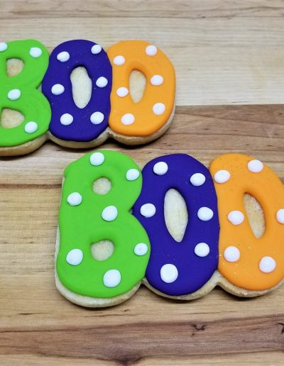 BOO, Witch, Halloween,Pumpkin, cookies, fall, rustic, party, favor, place, setting, patch, cinottis, bakery, Jacksonville, beach