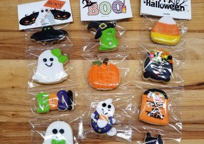 Mini Halloween Cookie Packs