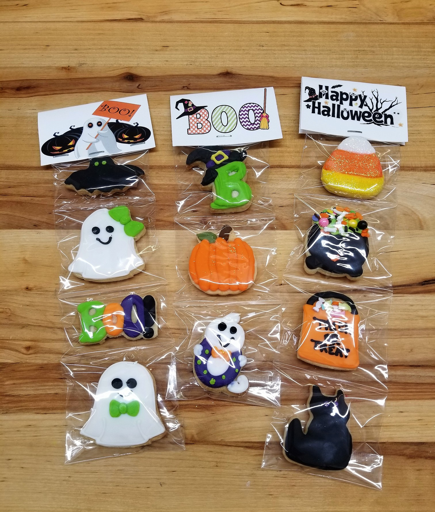Halloween Cookies- Spooky Sweets for Tricks and Treats ...