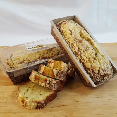 Banana Nut Loaf, nutbread, quickbread, breakfast, bakery, jacksonville, beach
