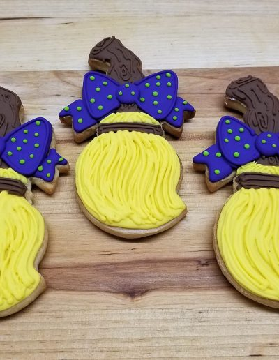 Witch's Broom, Halloween, cookies, fall, rustic, party, favor, place, setting, patch, cinottis, bakery, jacksonville, beach - Copy