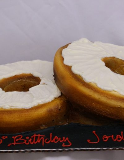 Cream Cheese Bagels