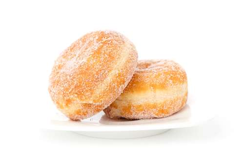 Polish Paczki on Fat Tuesday