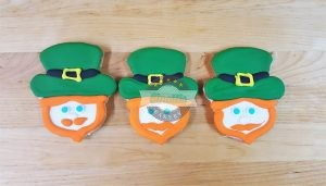 Leprechaun cookies, 5 of the BEST St. Patrick's Day treats, Cinotti's Bakery