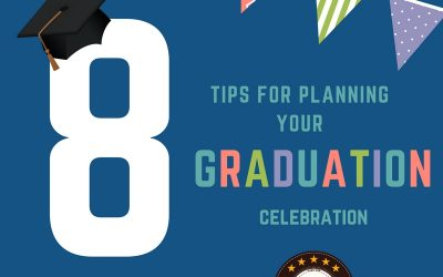Graduation Fever? Here are 8 Tips for Planning Your Party