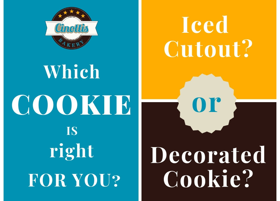 Cookie Battle! Iced Cutouts vs. Decorated Cookies