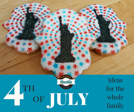 4th Of July Ideas For The Whole Family Cinottis Bakery