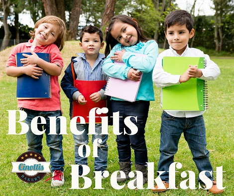 Don't Skip Breakfast! Here's Why…