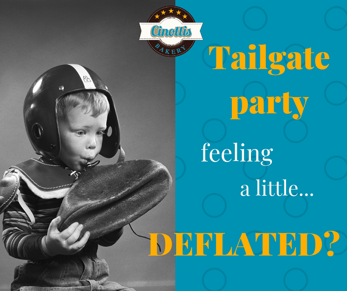 Tailgate Party Feeling Deflated? Try theese Football Favorites!