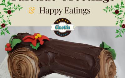 Yuletide Greetings and Happy Eatings!