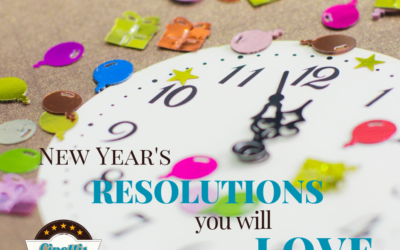 New Year's Resolutions You'll LOVE!