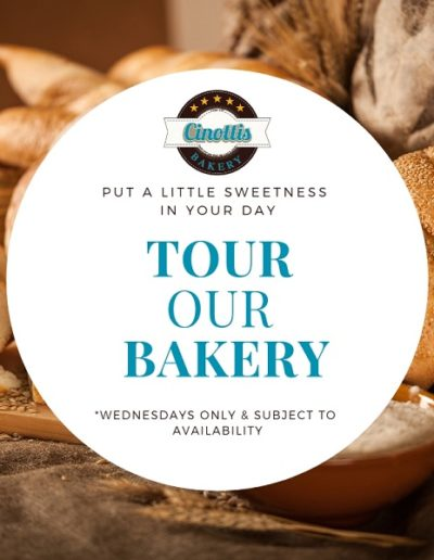 Bakery Tours