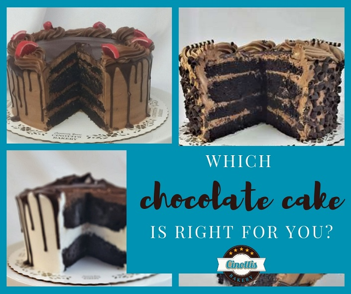 Which Chocolate Cake is Right for You